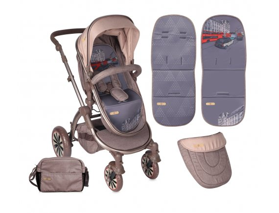 CARUCIOR SISTEM model AURORA Beige City