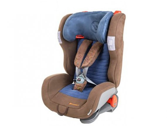 Scaun auto copii Avionaut Evolvair Softy 9-36 kg Maro deschis