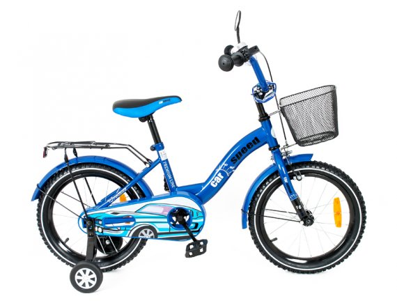 Bicicleta copii MyKids Toma Car Speed