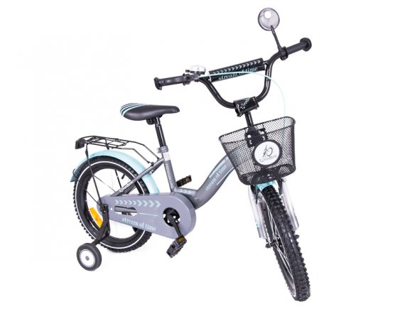 Bicicleta copii Toma Exclusive 1604 Turquoise
