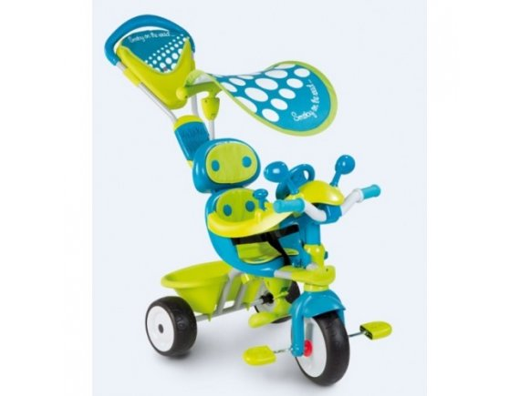 Tricicleta Smoby Baby Driver Confort Sport