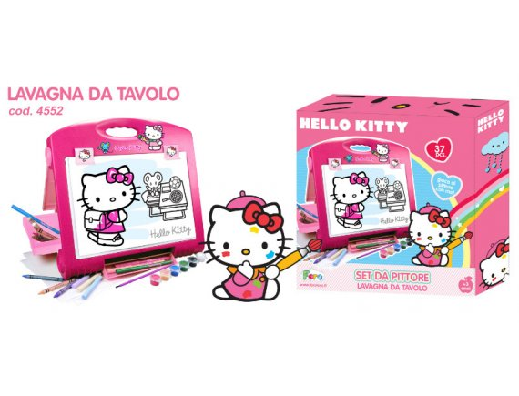 Set artist Hello Kitty