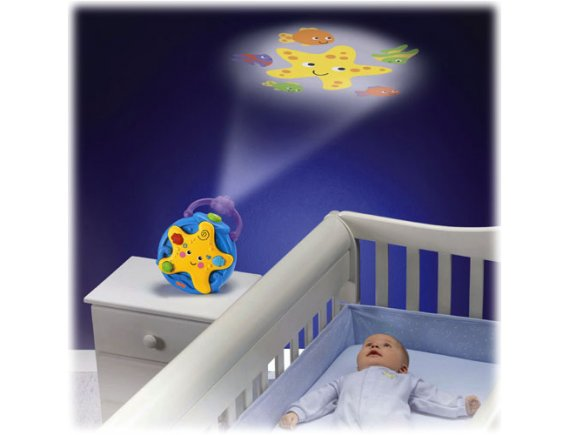 Proiector portabil Ocean Wonders Fisher Price