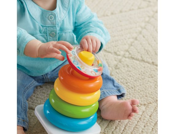 Piramida cu inele Fisher-Price
