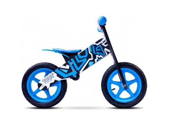 Bicicleta de lemn fara pedale ZAP
