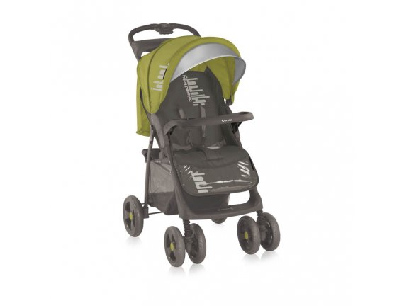 Carucior sport FOXY Beige and Green Beloved Baby