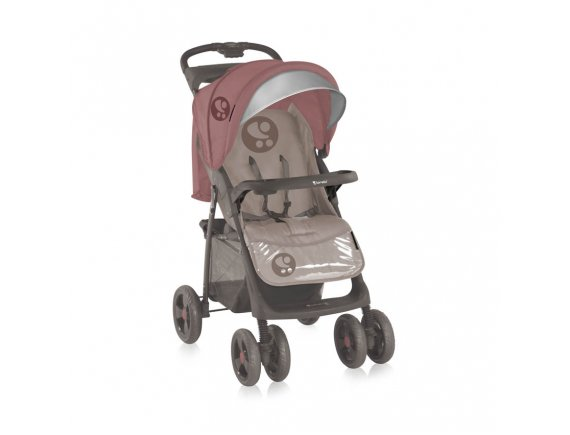 Carucior sport FOXY Beige and Terracotta