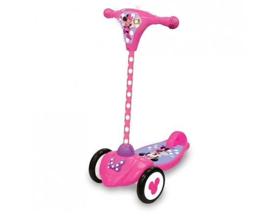 Trotineta Minnie interactiva Kiddieland
