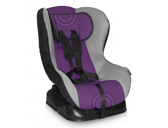 SCAUN AUTO BETA Black Purple