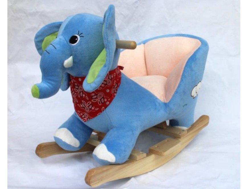 Balansoar Plus Cu Muzica Pentru Copii Elefantel
