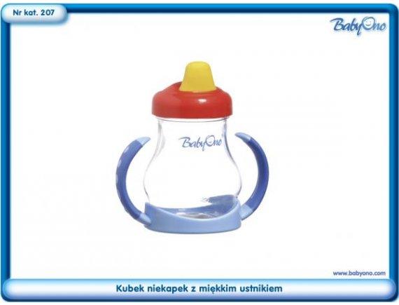 Canita anti-varsare cu duza moale pentru bebelusi si copii