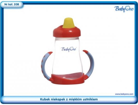 Canita anti-varsare cu duza moale pentru bebelusi si copii baby ono