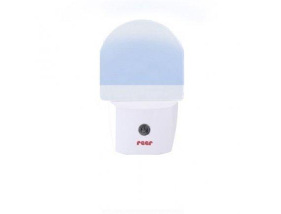 Lampa de veghe cu LED si cu senzor de lumina si de miscare REER