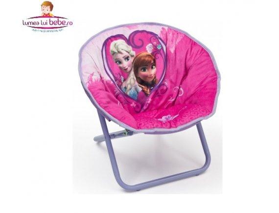 Fotoliu pliabil pentru copii Disney