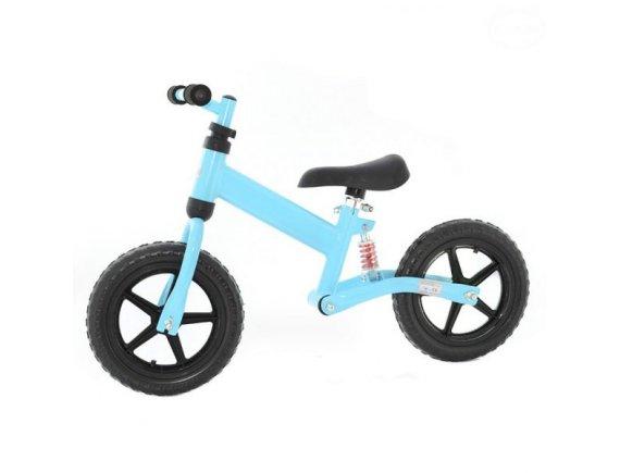 Bicicleta fara pedale EURObaby FBB-1Blue