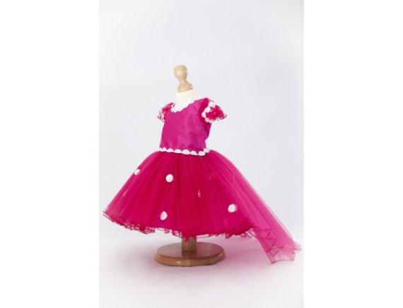 Rochita Handmade Pink Dream 2 ani pana la 4 ani