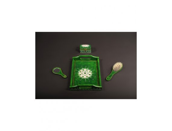 Set Arabic Green