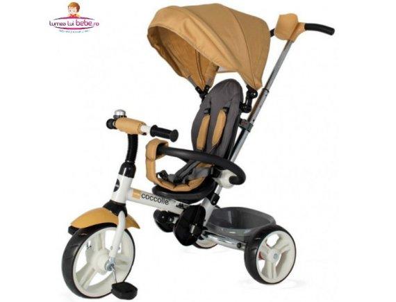 Tricicleta copii pliabila DHS Coccolle Urbio