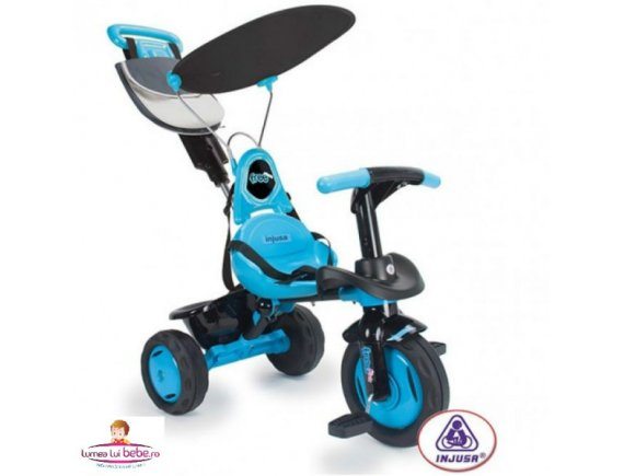 Tricicleta Injusa Free Blue