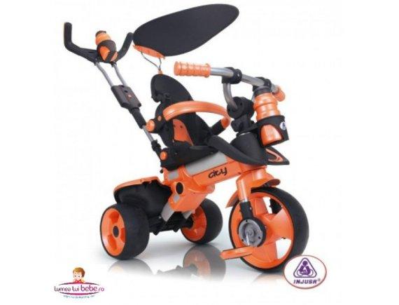 Tricicleta pentru copii Injusa City 326