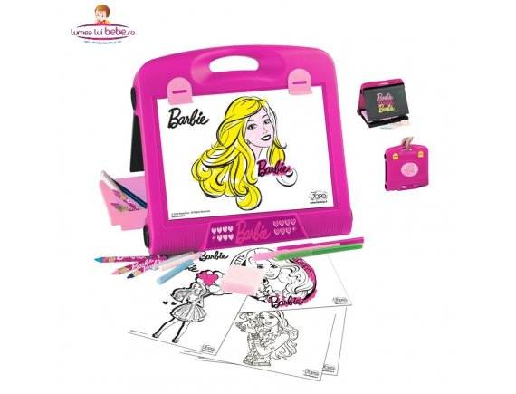 Valiza artist Barbie Faro