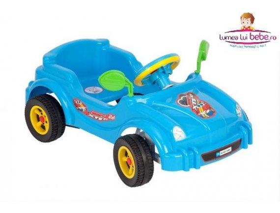 Masina cu pedale Visul copiilor