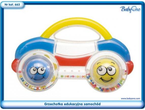 Jucarie bebelusi-Sunatoare pentru copii auto BABY ONO