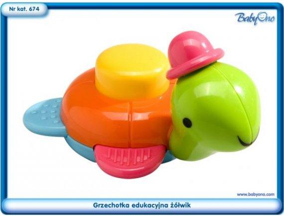 Jucarie bebelusi-Sunatoare bebelusi,broscuta
