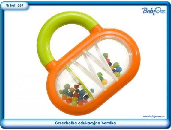 Jucarie bebelusi-Sunatoare pentru copii cilindru BABY ONO