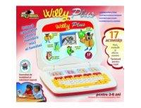 laptop pentru copii Willy Plus lb romana