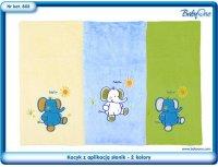 Paturica bebelusi micro-fibra Baby Ono