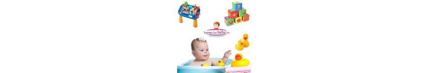 Jucarii baie pentru bebelusi