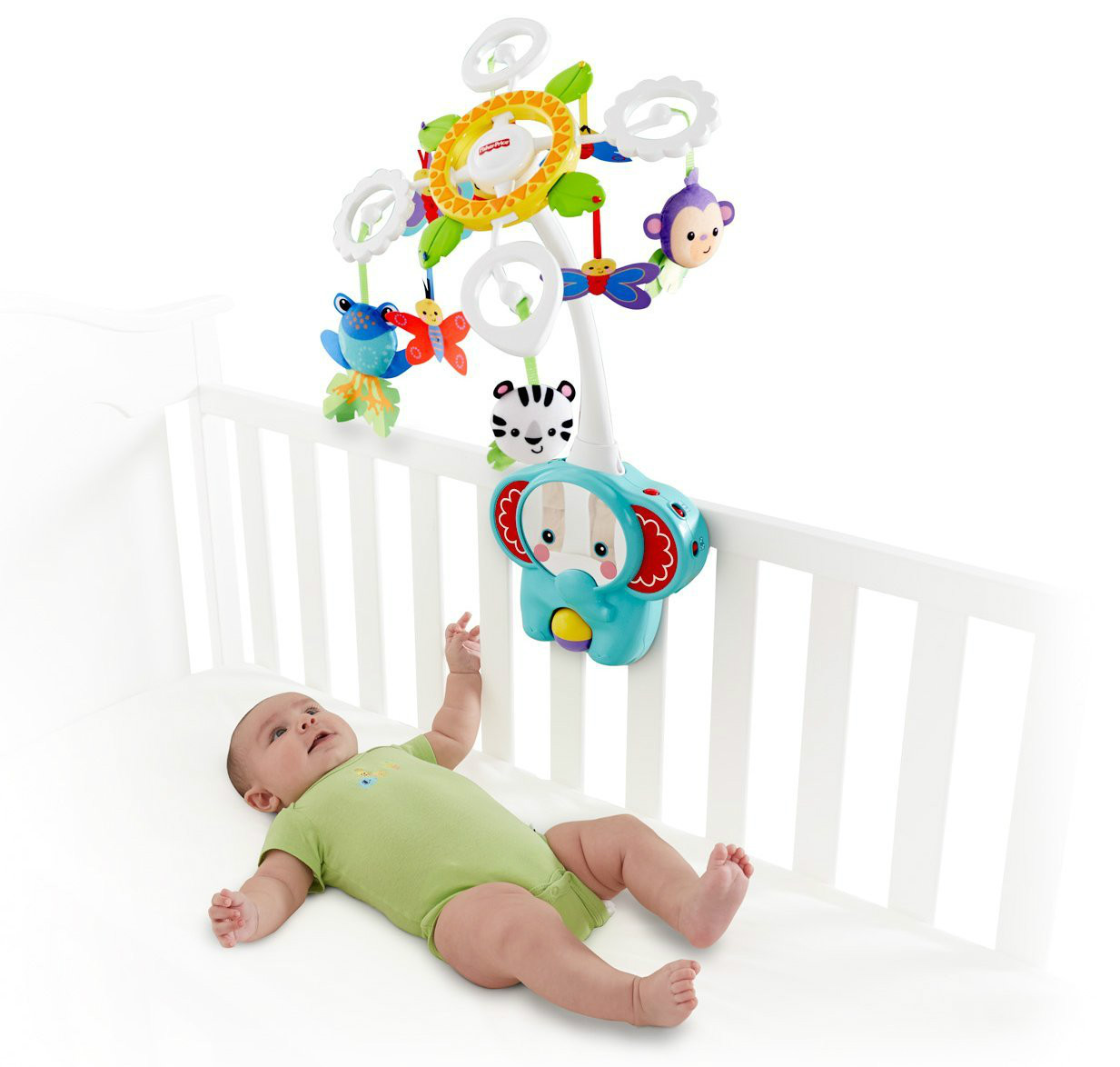 fisher price butterfly dreams mobile instructions